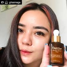 Oattbe - Face Serum Oil Balance Reduce