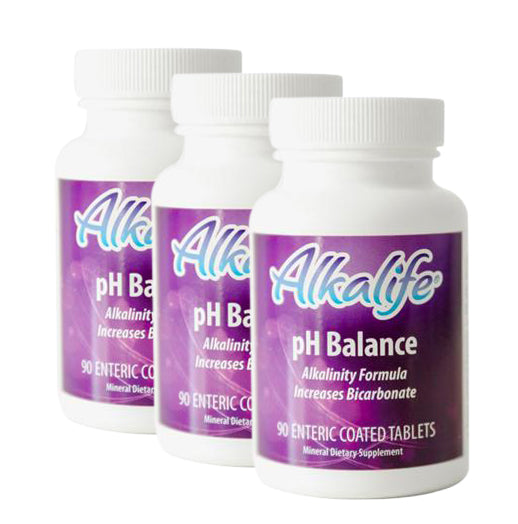 pH Balance® tablets (pack of three)