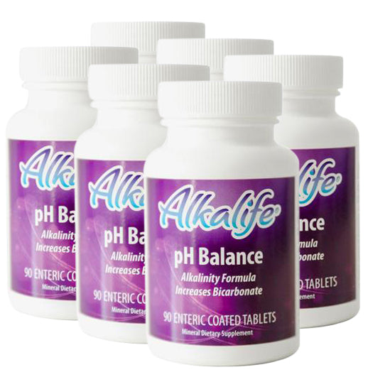 pH Balance® tablets (pack of six)