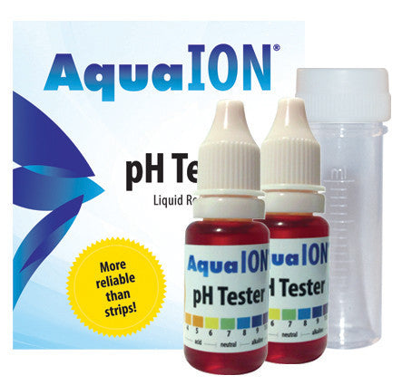 Aqua ION™ pH Tester Kit