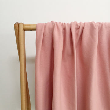 BASICS COTTON RIBBED Wrap - SALMON PINK