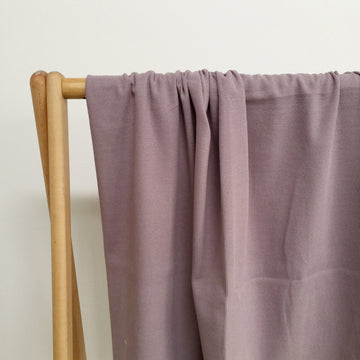 BASICS COTTON RIBBED Wrap - AMETHYST