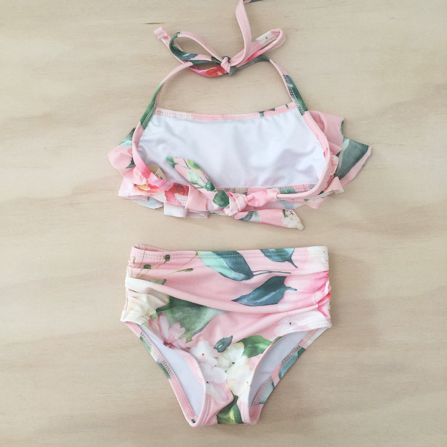 2 Piece Swimmers - FLORAL