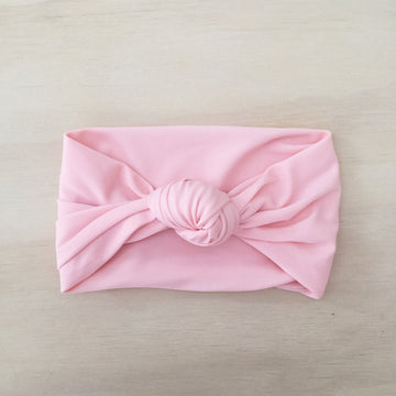 Swimmers Knot Headband - PINK