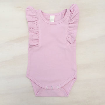 Shimmy Tank Onesie/Top - PINK CHAMPAGNE