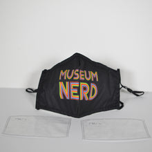 Load image into Gallery viewer, Museum Nerd Face Mask