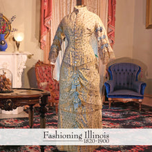 Load image into Gallery viewer, Fashioning Illinois Exhibit Lookbook