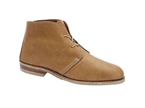 Wolverine Men's Brown Eldon Chukka Boot US 10 (Tan)