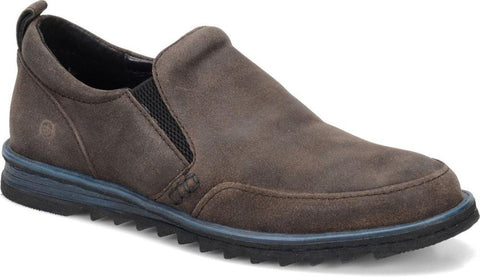 Born Men's Rustic Gregor slip on 8 D(M) US