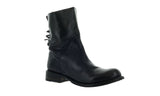 Bed Stu Women's Black Glaze Cheshire Boot US