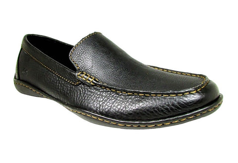 Born Men's Black Harmon Slip-On Loafer US