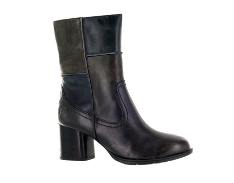 Born Womens Dark Grey Hayley Ankle Boot US