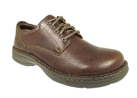 Born Men's Mahogany Hutchins II Lace-Up Oxford US