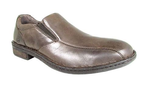Born Men's Espresso Omaha Loafer US 8