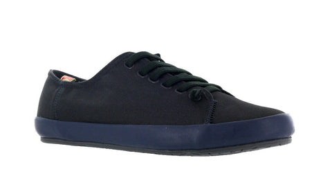 Camper Men's Grey/Blue Borne Low-Top Fashion Sneaker US 10
