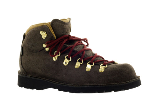 Danner Men's Brown Mountatin Pass Major Ankle Boot US 9 EE