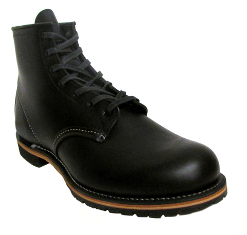 Red Wings Men's Black Beckman Round Casual Boot US
