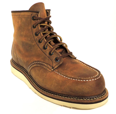 Red Wing Men's Rough and Tough Classic Moc Boot US