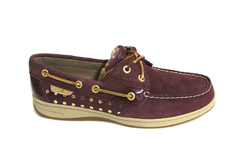 Sperry Women's Bluefish Dot Boat Shoe