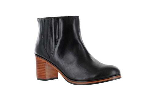 Wolverine Women's Black Arc Pull-On Bootie US