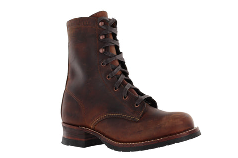 Wolverine Men's Austen Brown Casual Ankle Lace Up Boots US 7.5