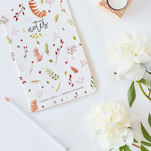 Ensemble de 5 carnets de notes