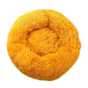 Round Ultra Soft Washable Dog and Cat Cushion Bed - Pet26072020