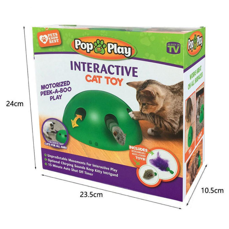 Cat Toy Pop Play - Pet26072020
