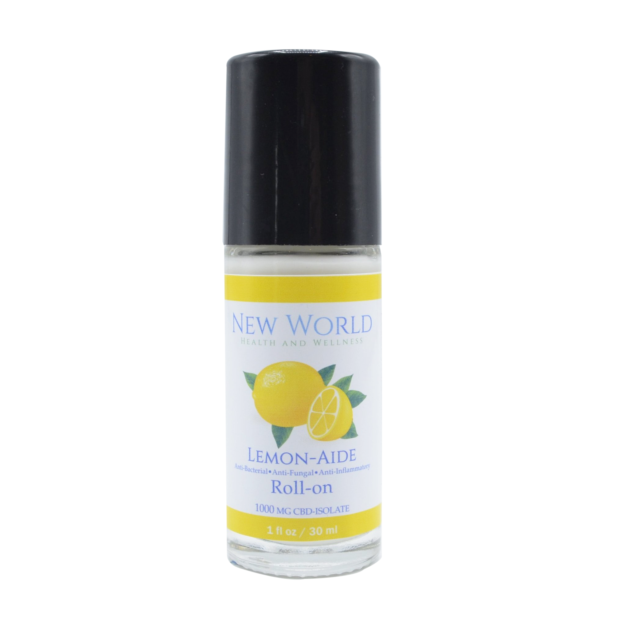 Lemon-Aide 1000mg CBD Roll-On