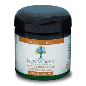 Coconut Cream Topical