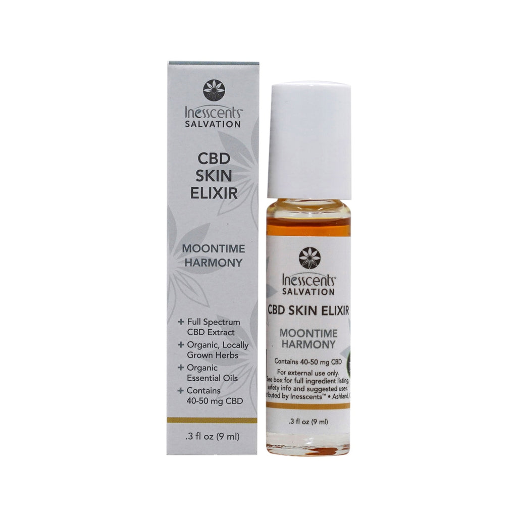 CBD Salvation - Moontime Harmony Skin Elixir 9ml Roll-On