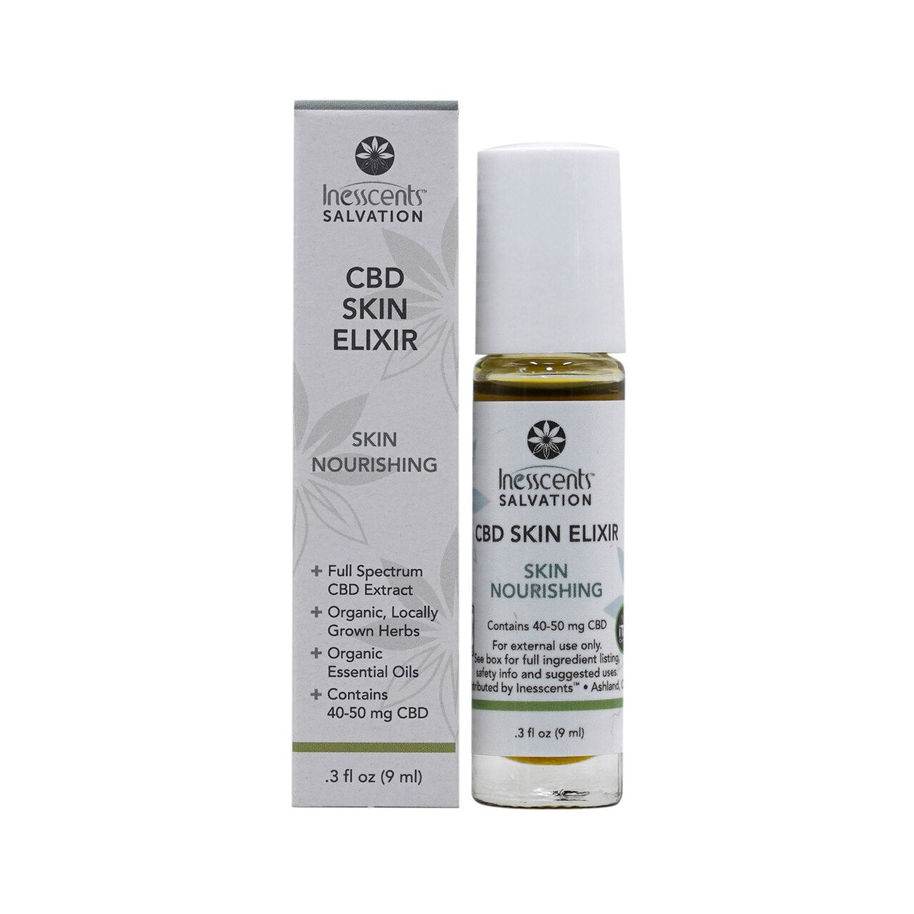 CBD Salvation - Skin Nourishing Skin Elixir 9ml Roll-On
