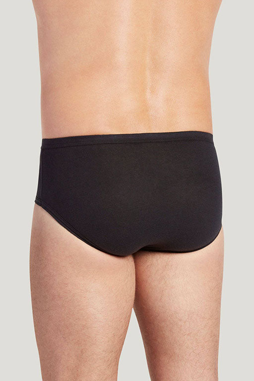 Jockey® Poco™ Black Brief