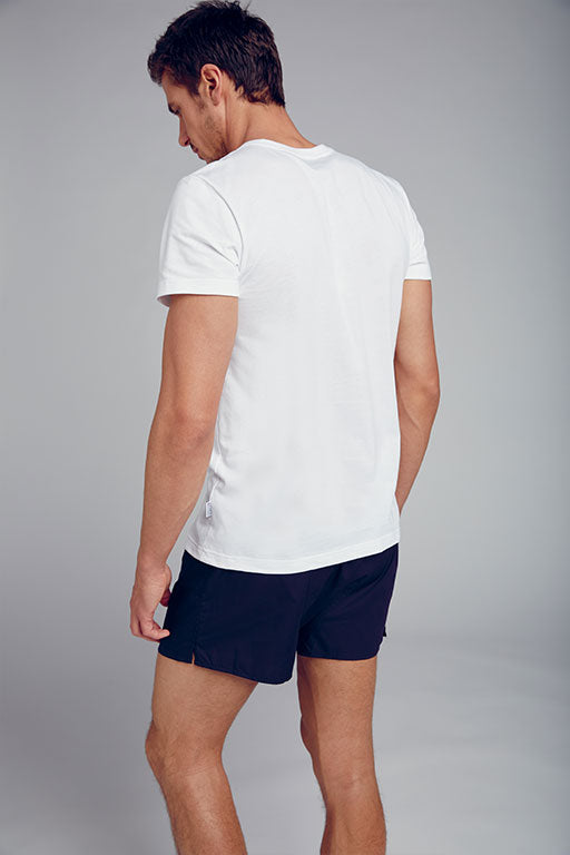 Jockey® V-Neck White Undershirt