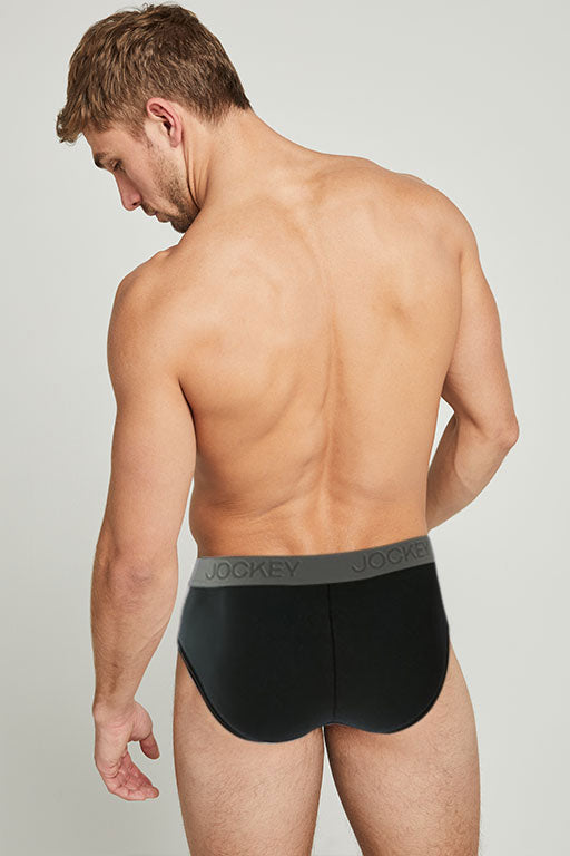 Jockey® 3D-Innovations® Black Brief