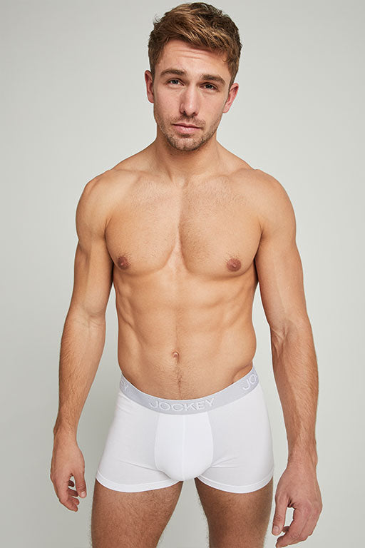 Jockey® 3D-Innovations® White Trunk
