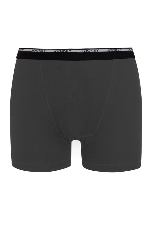 Jockey® Knit Grey Boxer
