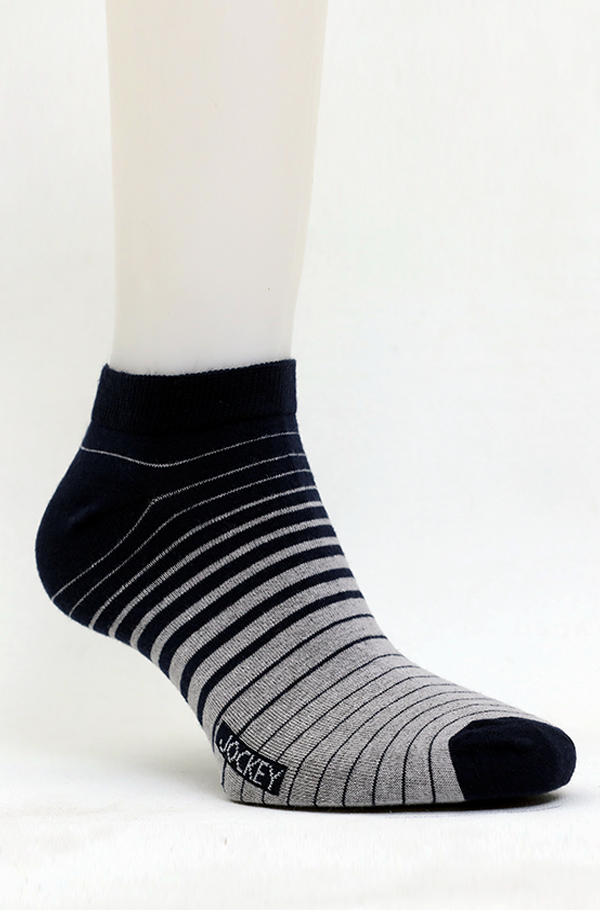 Jockey® Ankle Stripes Socks 3 Pack