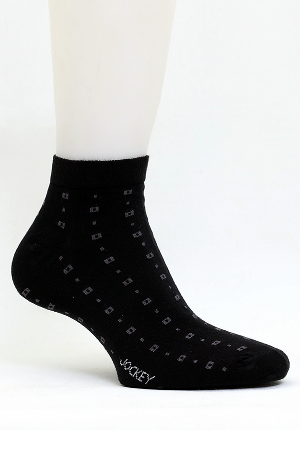 Jockey® Ankle Window Socks 3 Pack