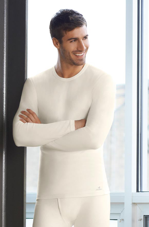 Jockey® Premium Modal Full Sleeve Warmer Shirt