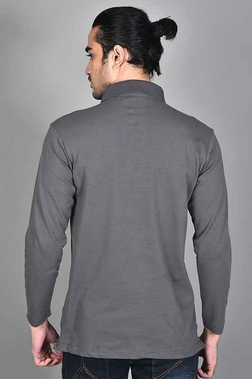 Jockey® Premium Grey Polo Shirt