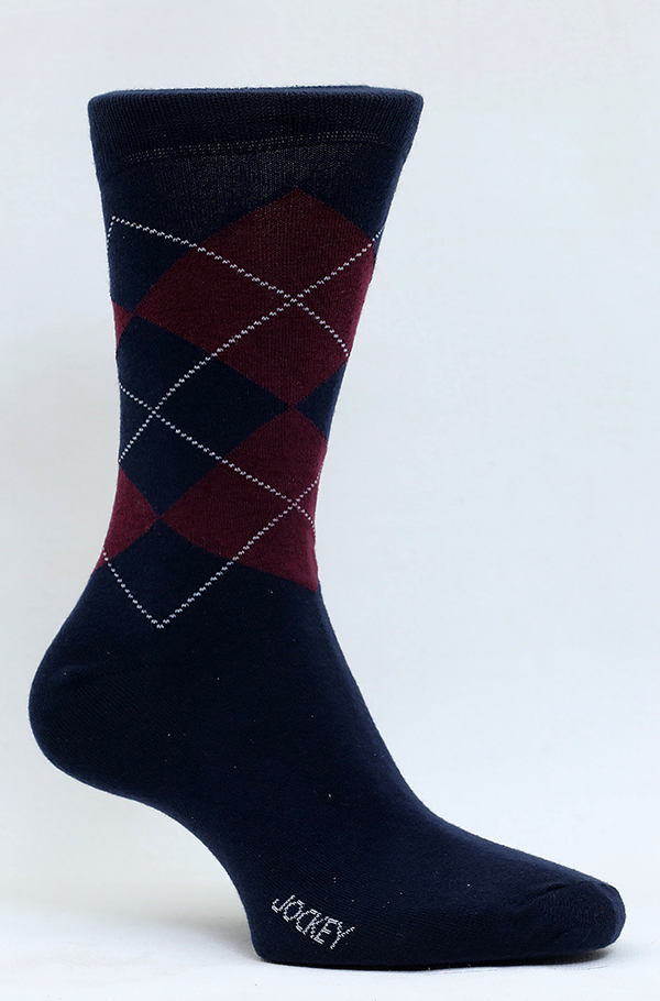Jockey® Premium Formal Argyle Socks 3 Pack
