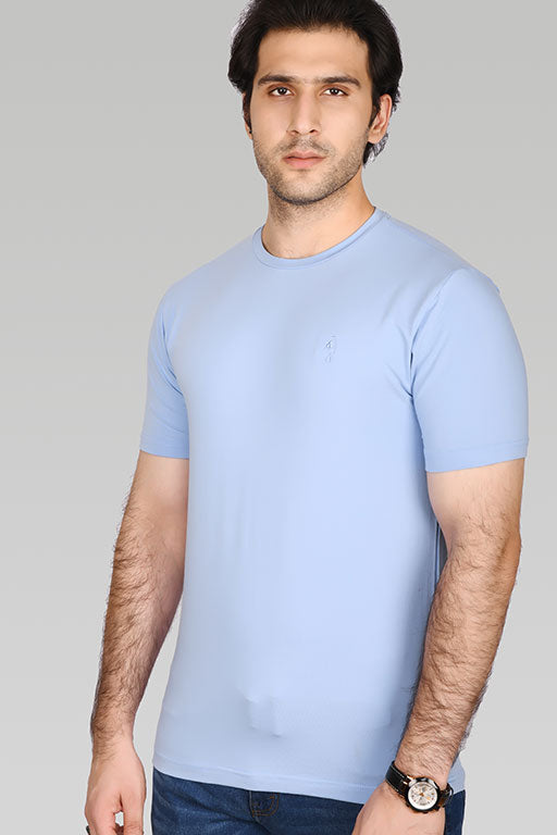 Jockey® Cotton Half Sleeves Bel Air Crew Neck Shirt