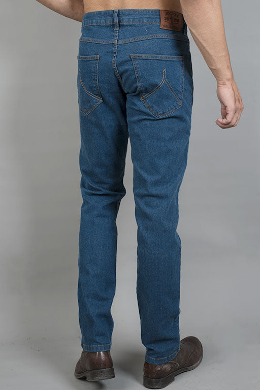 Jockey® Smart Fit Indigo Blue Stretch Denim Jeans