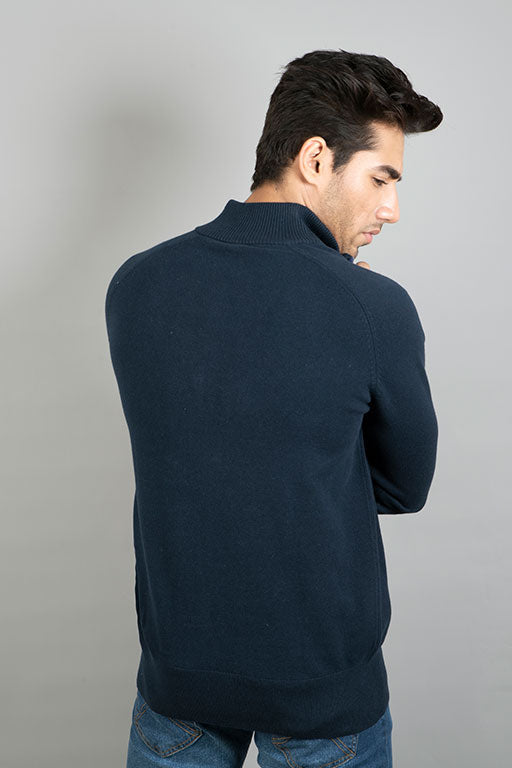 Jockey® Relaxed Fit Half Zipper Sweater