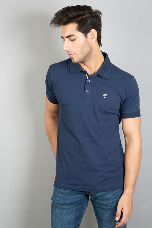 JOCKEY® HALF SLEEVES POLO SOLID SHIRT