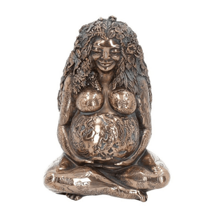 Mother Earth 'Protector of the world' Bronze Statue
