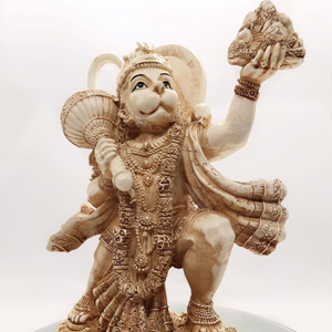 Hanuman the Hindu Monkey God