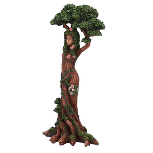 Mother Nature Sacred Tree Statue