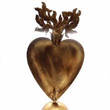 Load image into Gallery viewer, Golden Sacred Heart